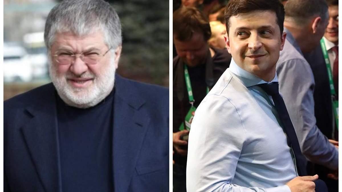 Конфликт неизбежен, – эксперт об отношениях Зеленского с Коломойским