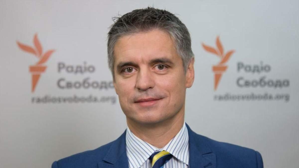 """Украина имеет план """"Б"""", – Пристайко о выборах на оккупированном Донбассе"""