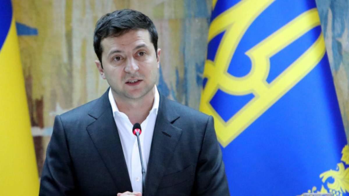 Выборы на Донбассе должны пройти одновременно с выборами по всей Украине – Зеленский