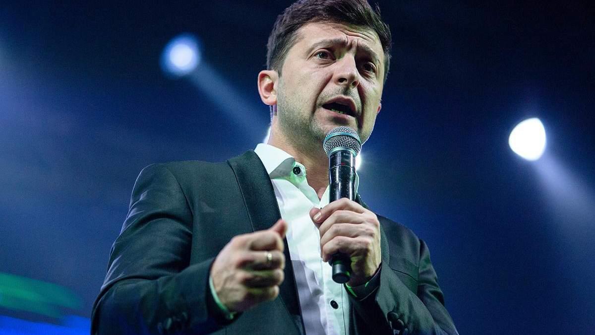 """Зеленский убеждал """"слуг народа"""", что досрочных выборов не будет"""
