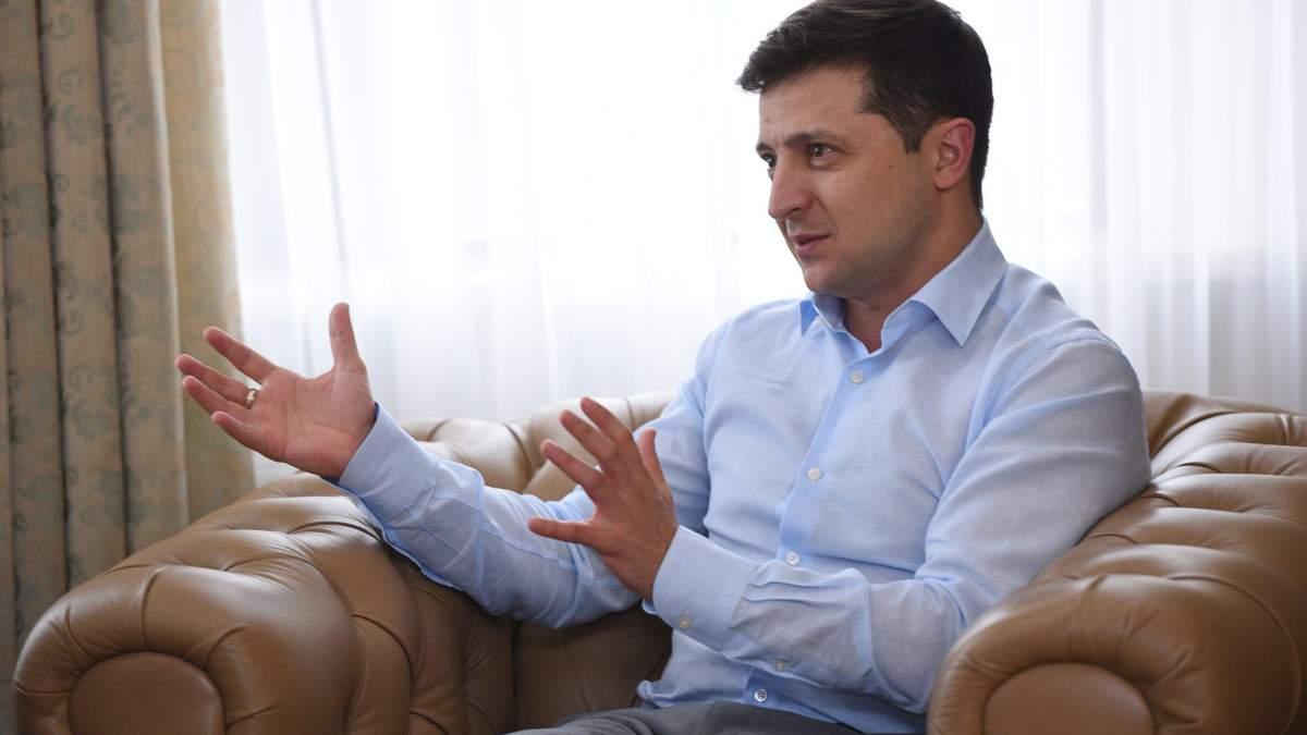 Зеленский хочет провести выборы на Донбассе осенью