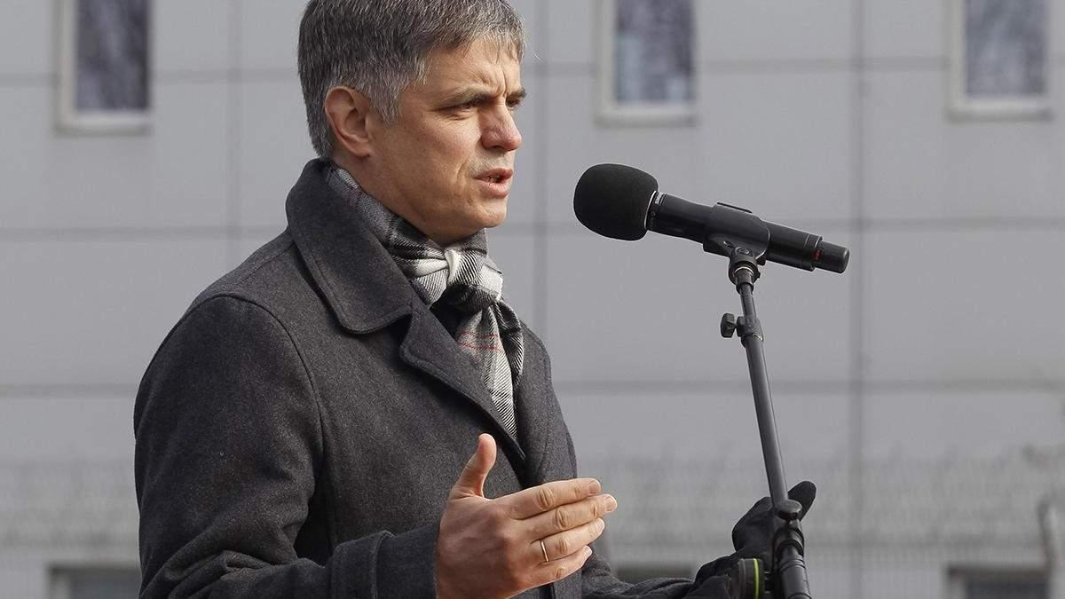 Украина готова к диалогу с жителями Донбасса, но не с марионетками, – Пристайко