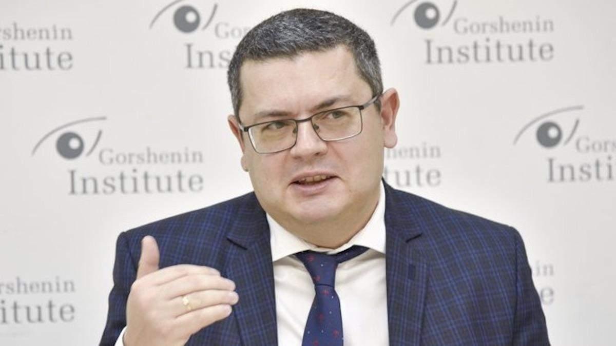 Мережко рассказал о паспортизации на оккупированных территориях