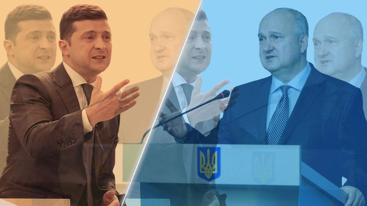 Рейтинги Зеленського і Смешка: чому їм довіряють українці