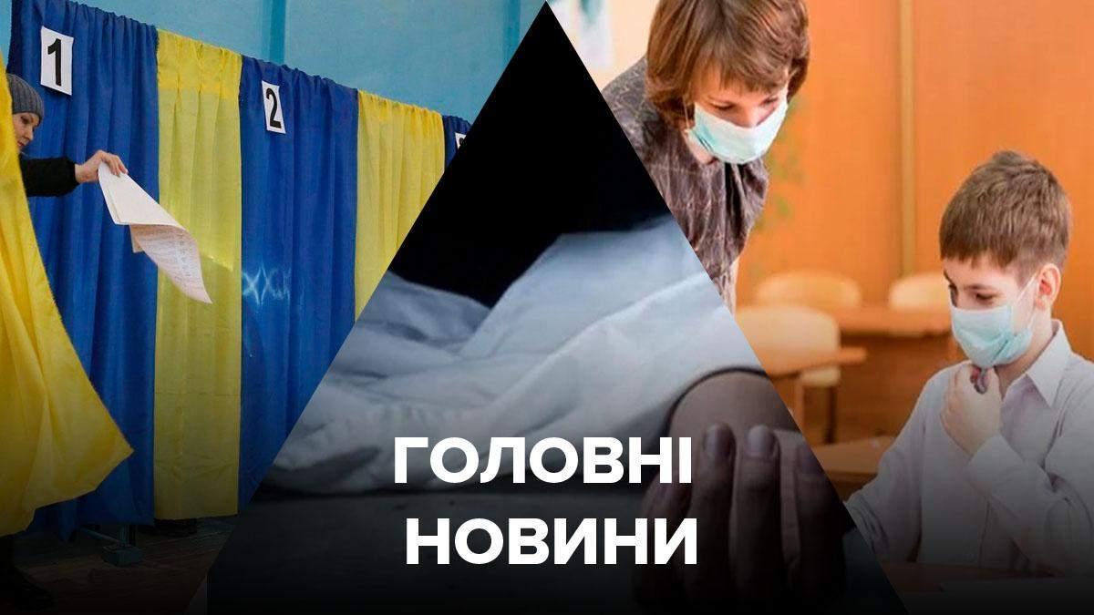 Новости Украины – 15 июля 2020 новости Украины, мир