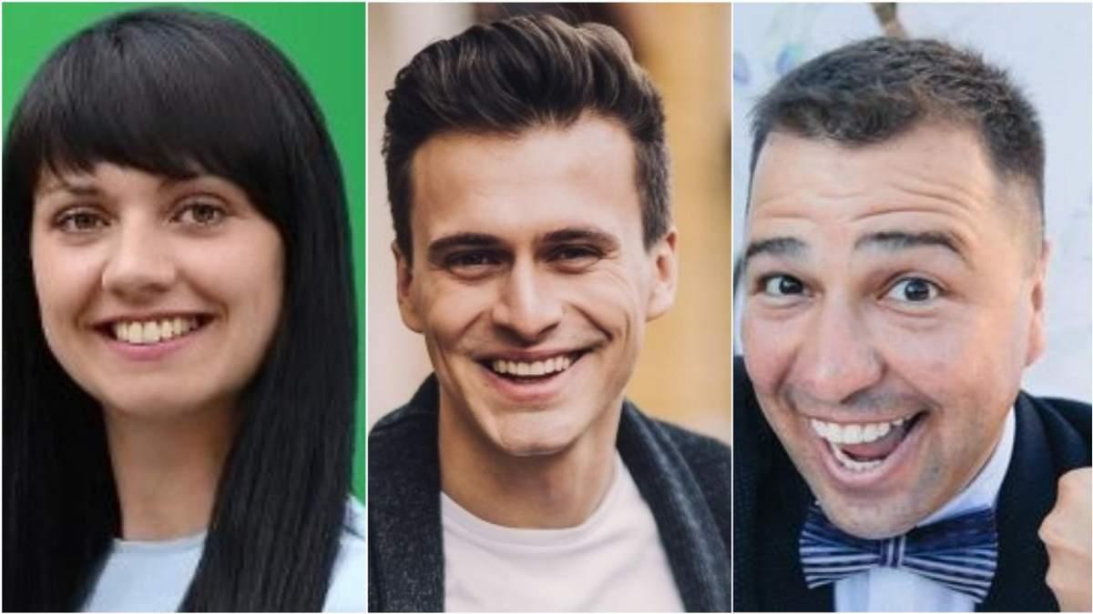 Местные выборы 2020: Слуга народа выбрала кандидатов в мэры городов