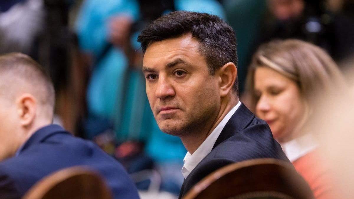 Слуга народу Тищенко має намір балотуватися на посаду мера Одеси