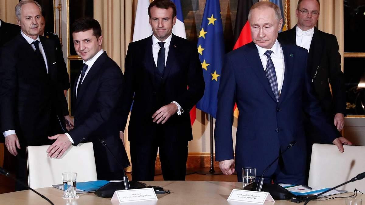 """Демарш России: почему """"Нормандии"""" отменили?"""