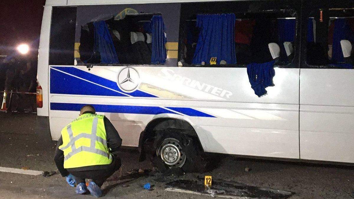 Розстріл автобуса під Харковом: кому вигідний