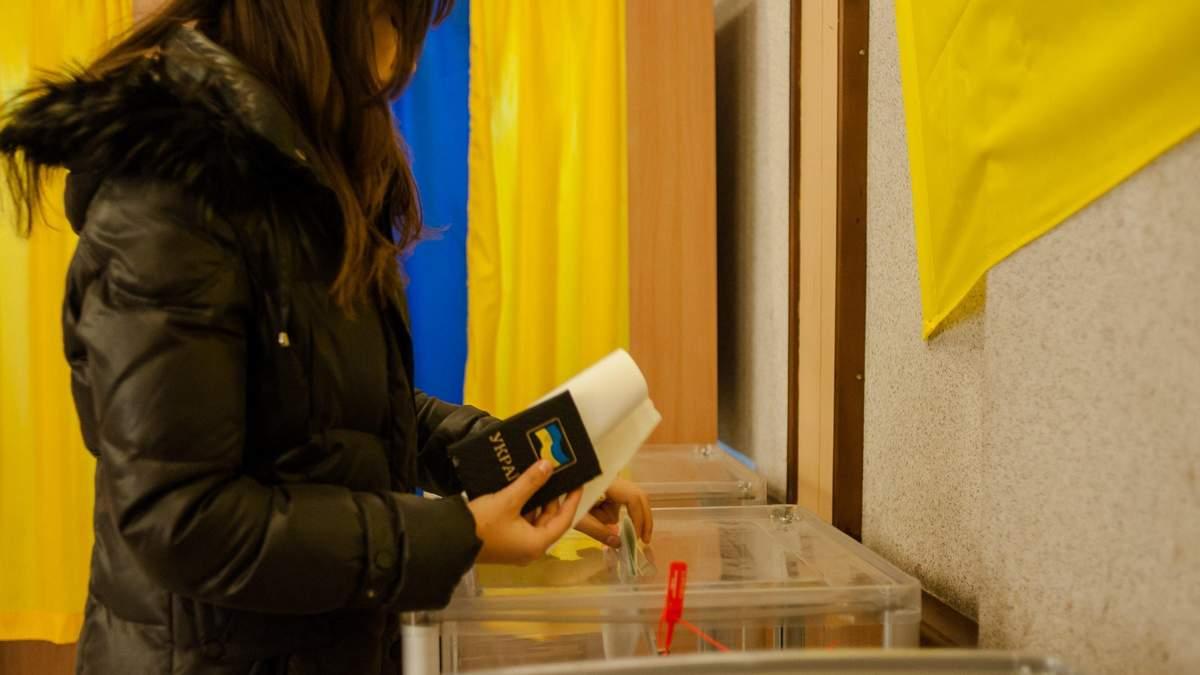 Місцеві вибори мають відбутися 25 жовтня 2020