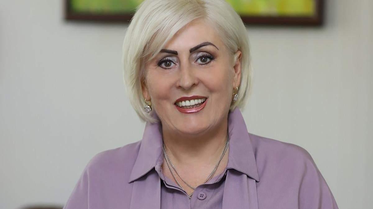 Неля Штепа идет в мэры Славянска