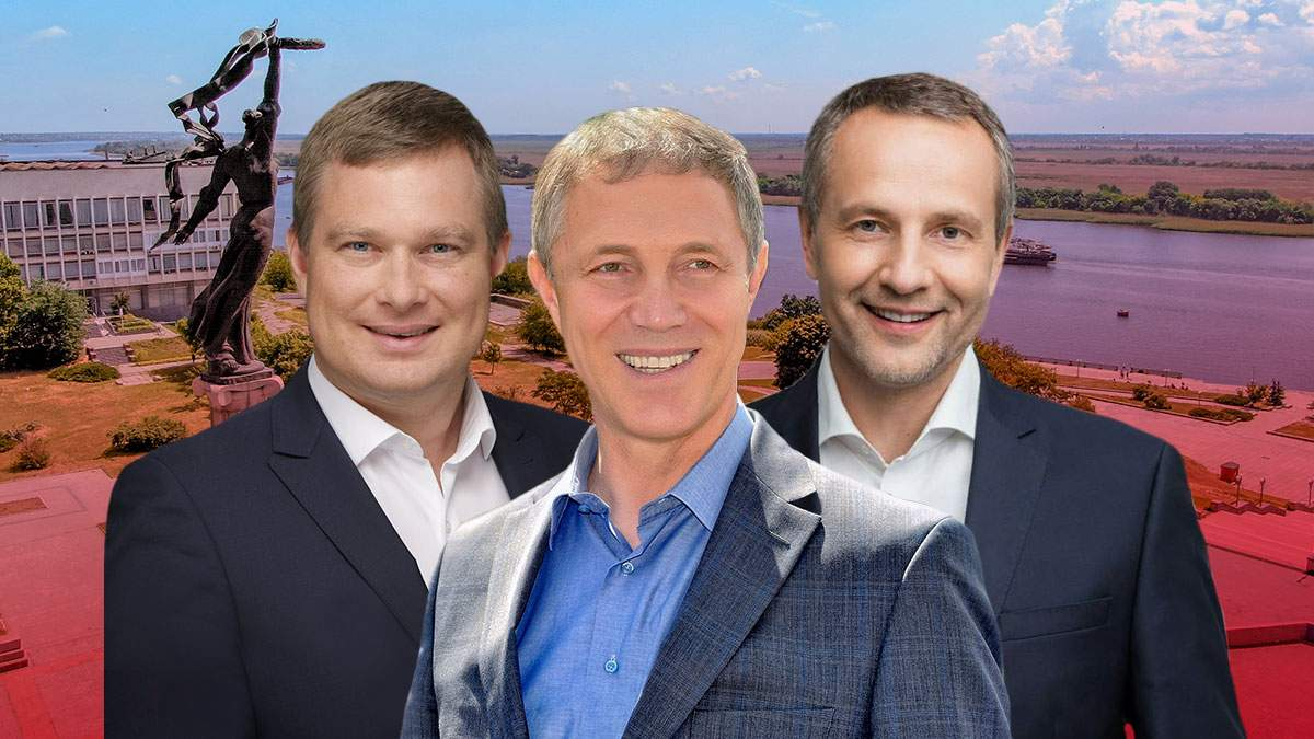 Хто йде в мери Херсона 2020 – кандидати на місцеві вибори