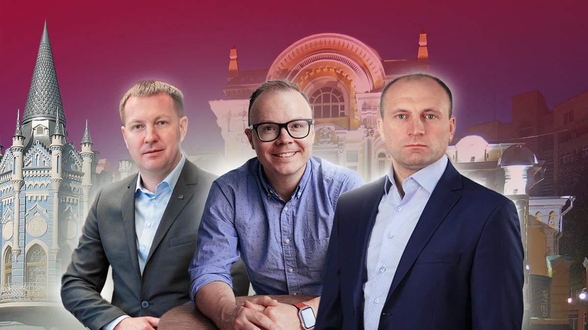 Вибори мера Черкас 2020: кандидати, хто йде в мери міста