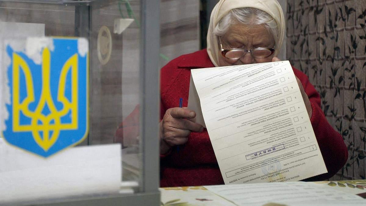 Більшість українців обиратиме на місцевих виборах досвідчених політиків