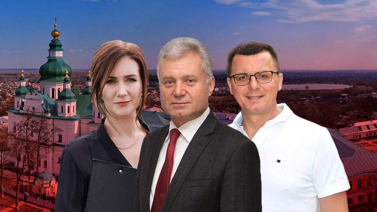 Вибори мера Чернігова 2020: кандидати – весь список
