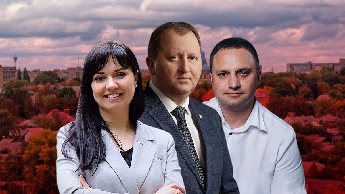Выборы мэра, Сумы 2020 – кандидаты, кто идет в мэры города