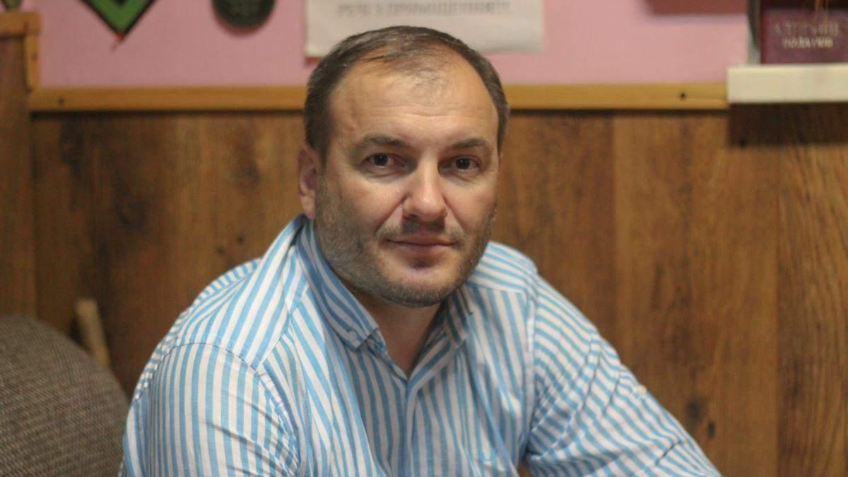 Секретар міськради, який сварився з Зеленським балатується в мери