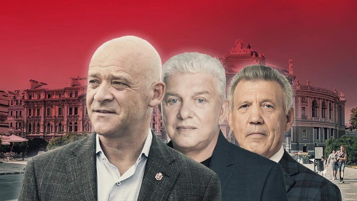Вибори мера Одеси 2020: рейтинг кандидатів в мери та рейтинги партій