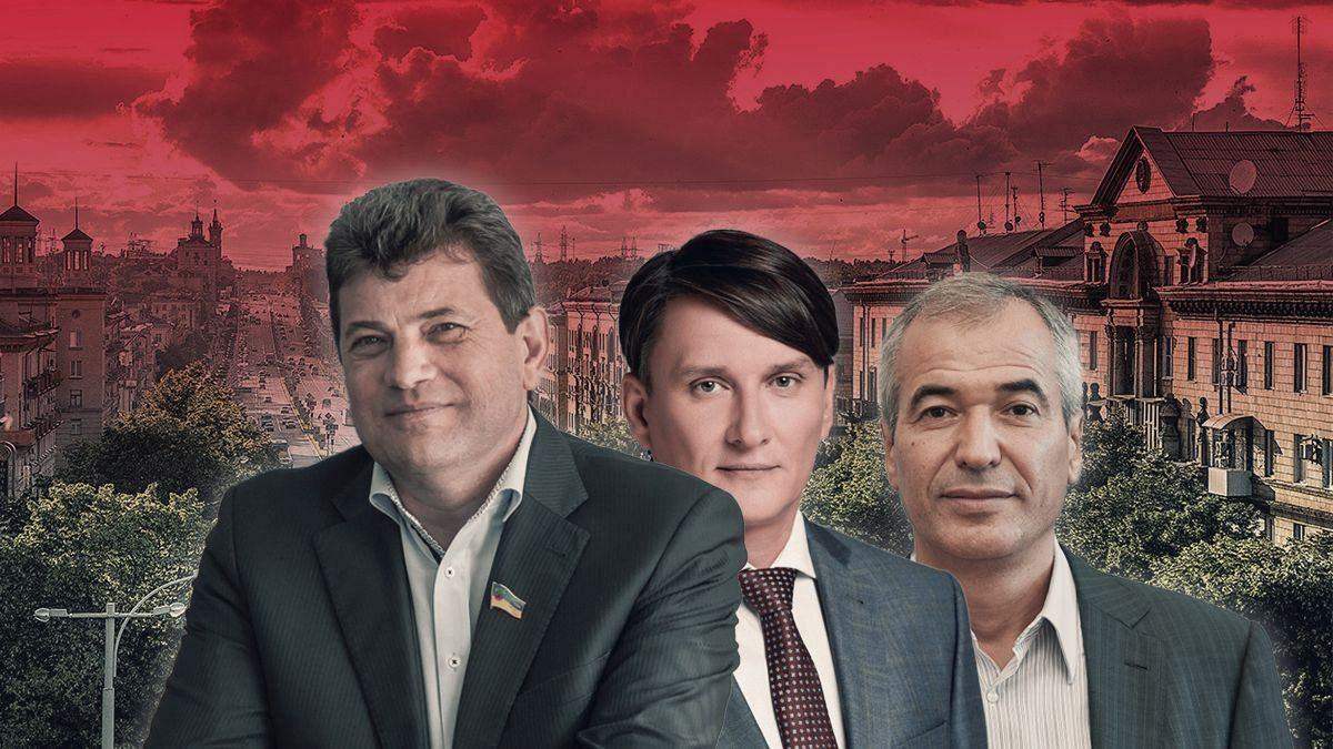 Вибори мера Запоріжжя 2020: рейтинг кандидатів в мери та рейтинги партій