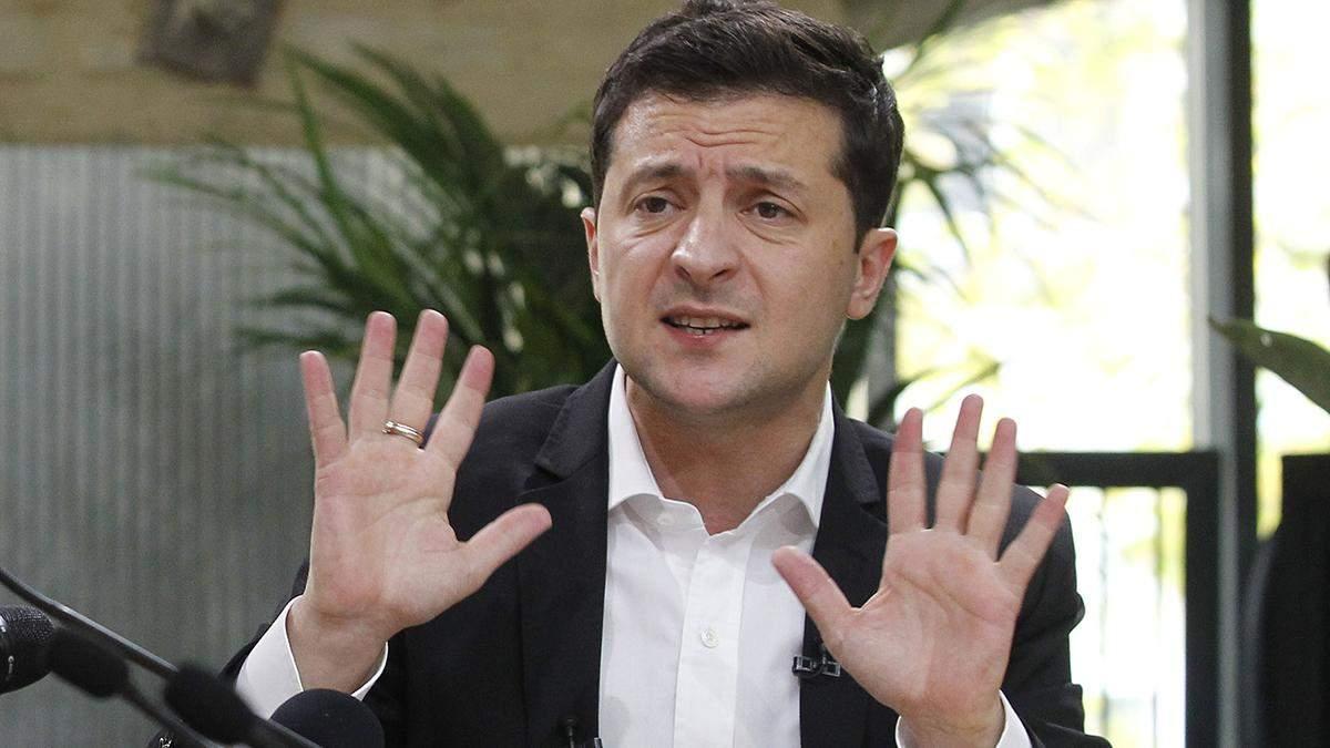 5 питань від Зеленського на місцевих виборах: реакція українців