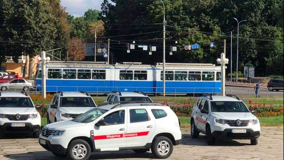 Місцеві вибори 2020 - Вінницька область