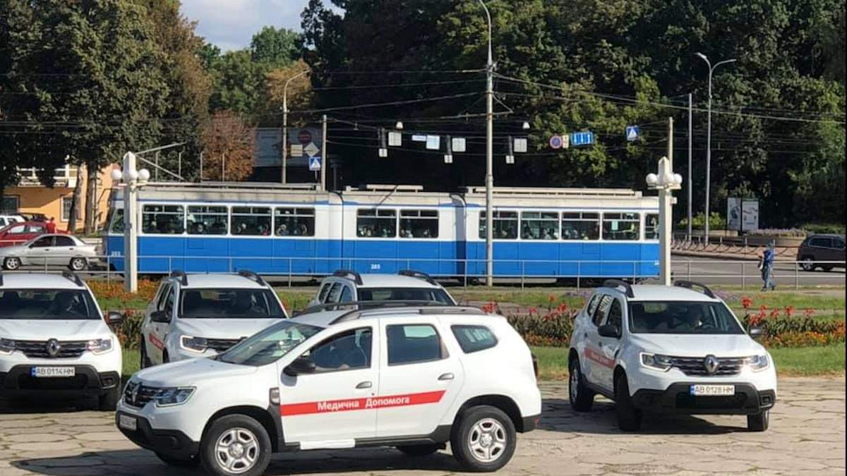 Местные выборы 2020 - Винницкая область