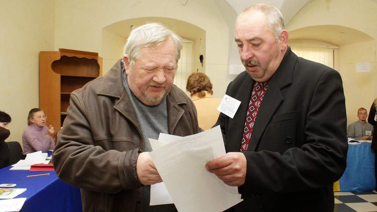 Місцеві вибори 2020 на Хмельниччині