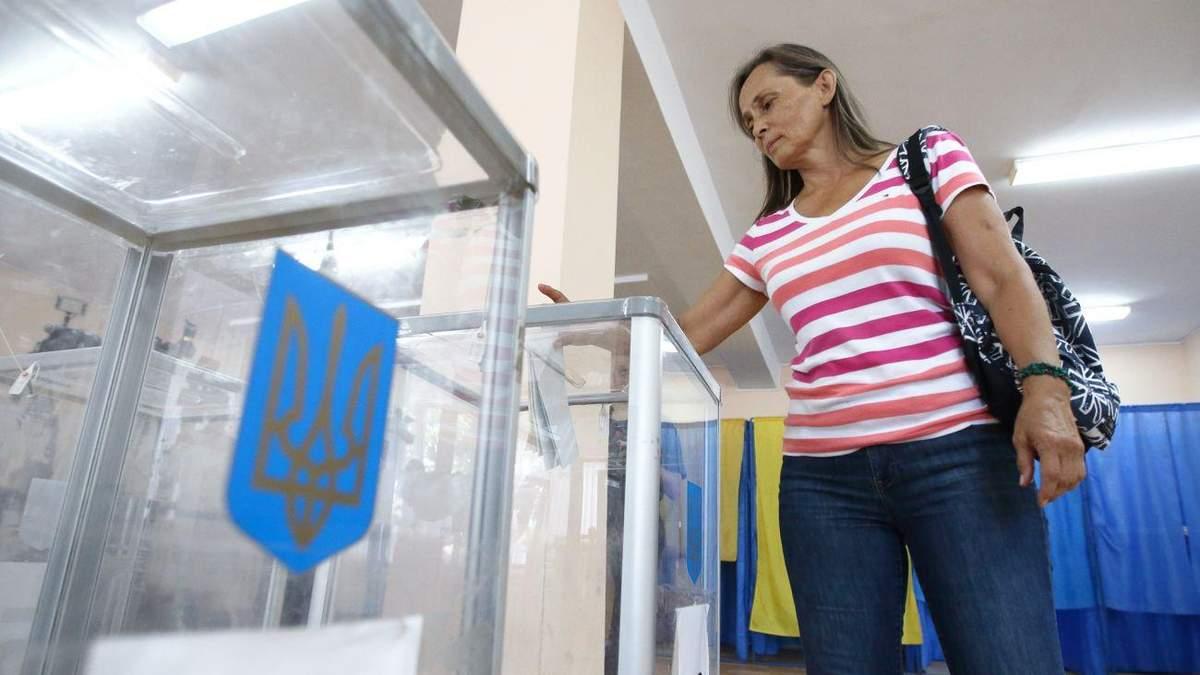 Выросло количество украинцев, идущих на выборы несмотря на эпидемию