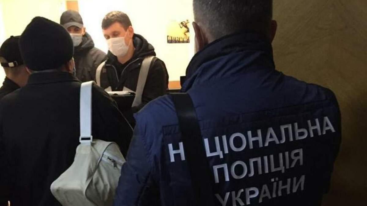Поліція викрила схеми збільшення кількості виборців: серед фігурантів – міський депутат від ЄС