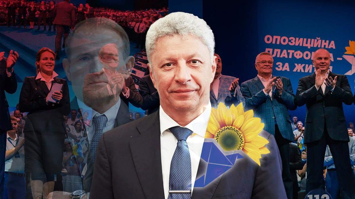 Юрій Бойко - ОПЗЖ
