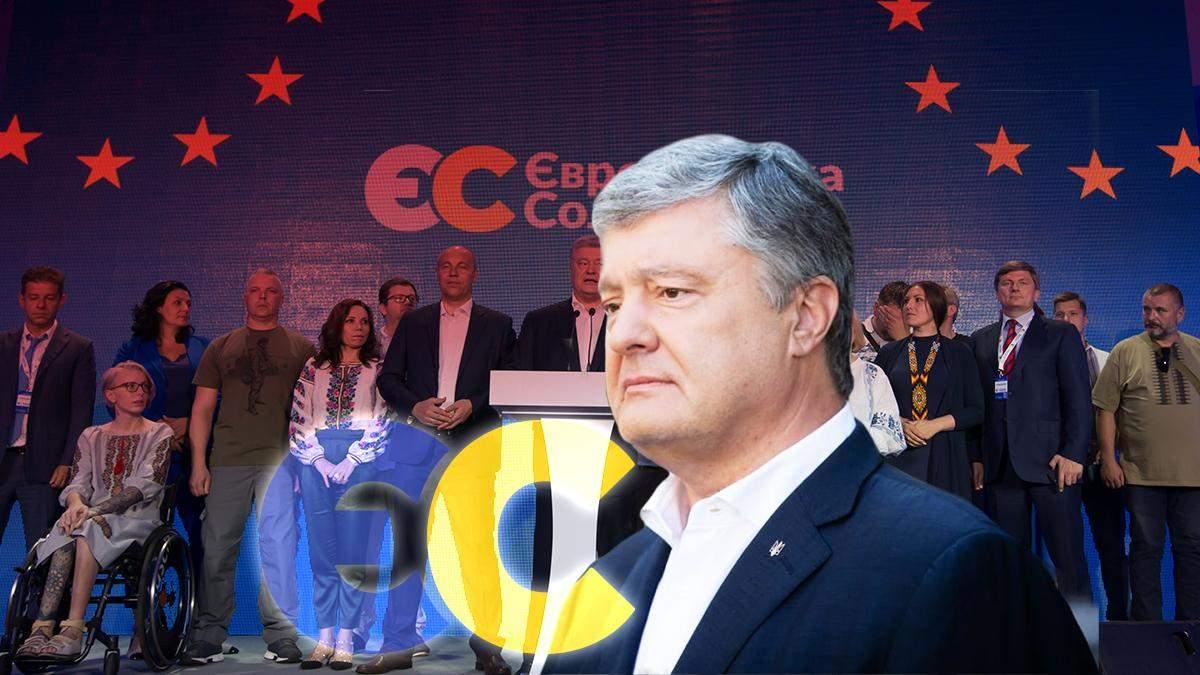 Порошенко и партия ЕС