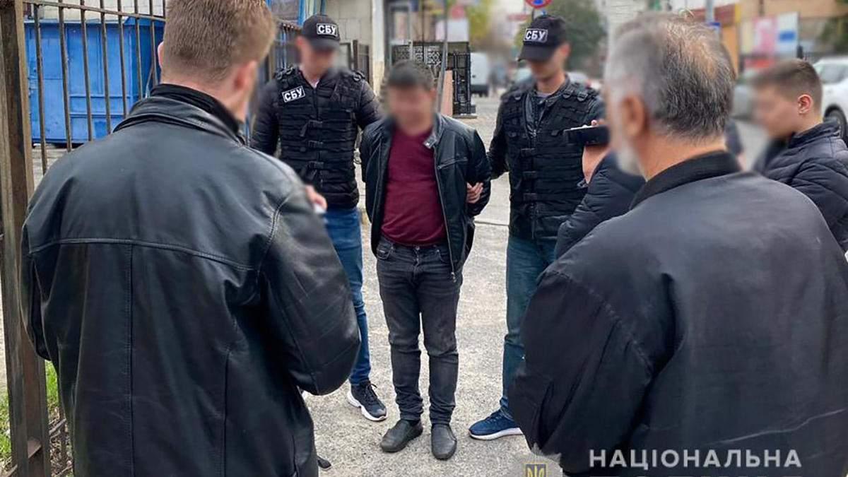 Сеть подкупа избирателей разоблачили в Кропивницком: фото