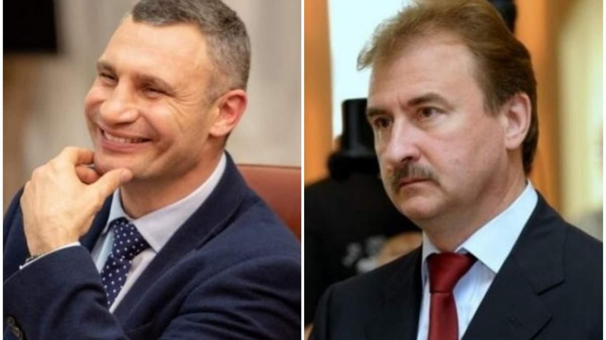 Реакція Кличка на екзитполи і друге місце Попова на виборах