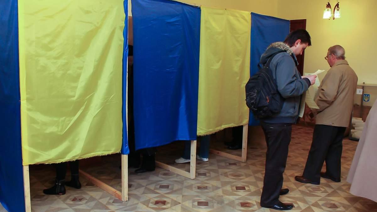 Какая явка выборов в Киеве: данные