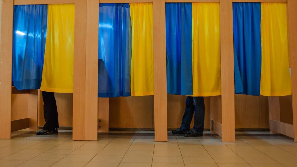 Фейкова виборча дільниця на Сумщині