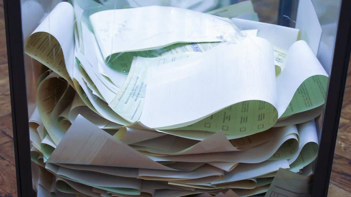 В Україні понад 91% ДВК завершили підрахунок голосів на місцевих виборах і передали документи в ТВК: перелік регіонів