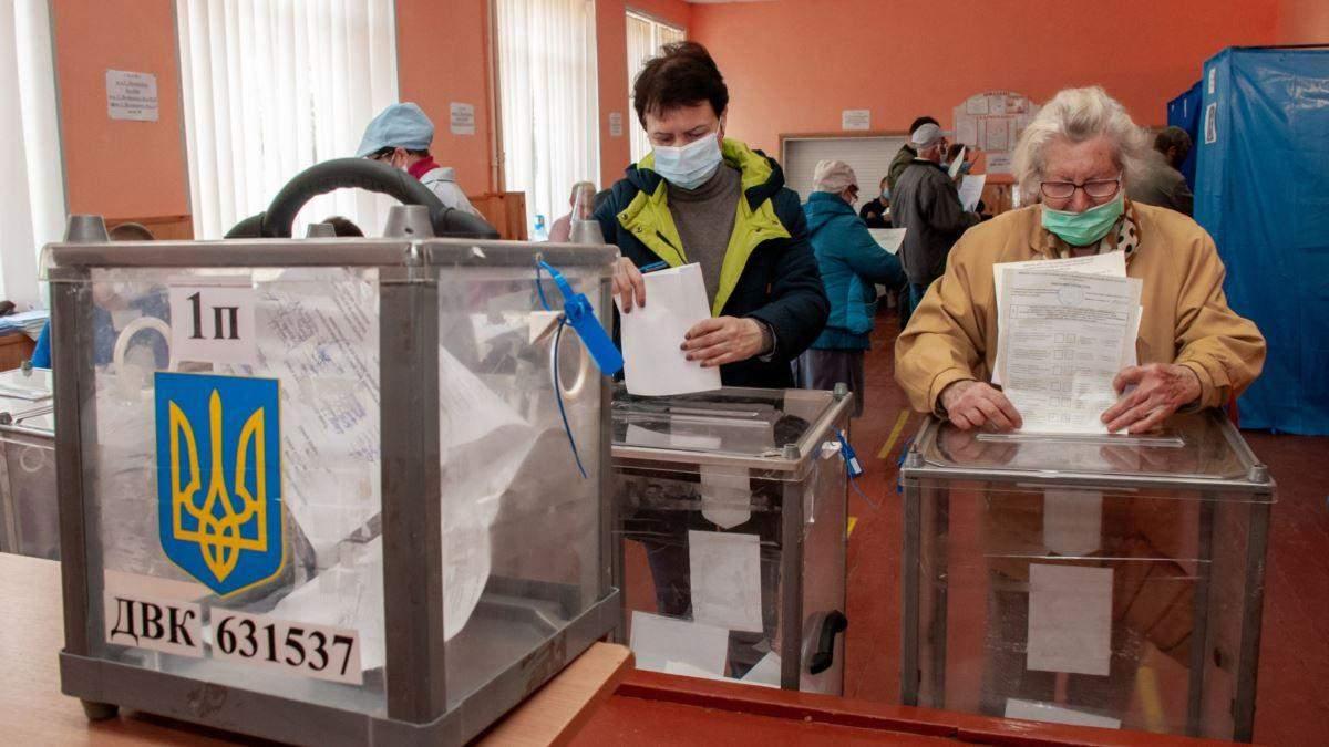 Місцеві вибори в Україні були вільними – ENEMO