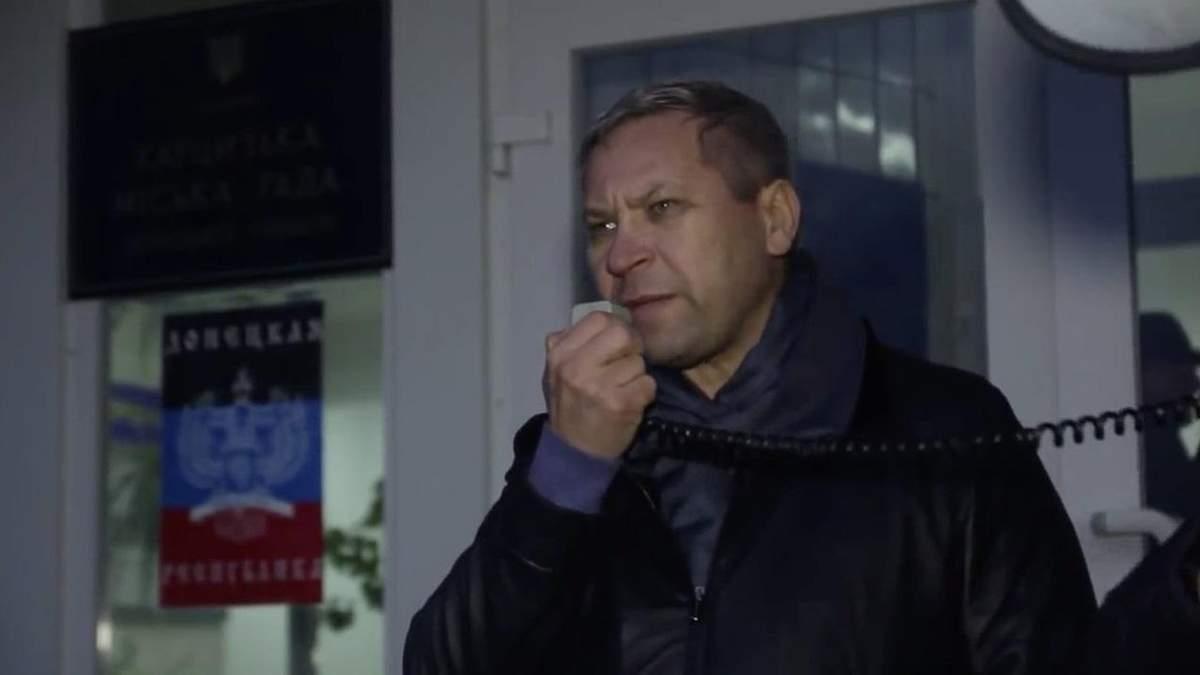 """Поддерживал боевиков и """"референдум"""": экс-регионал Лукьянов прошел в горсовет Бахмута"""