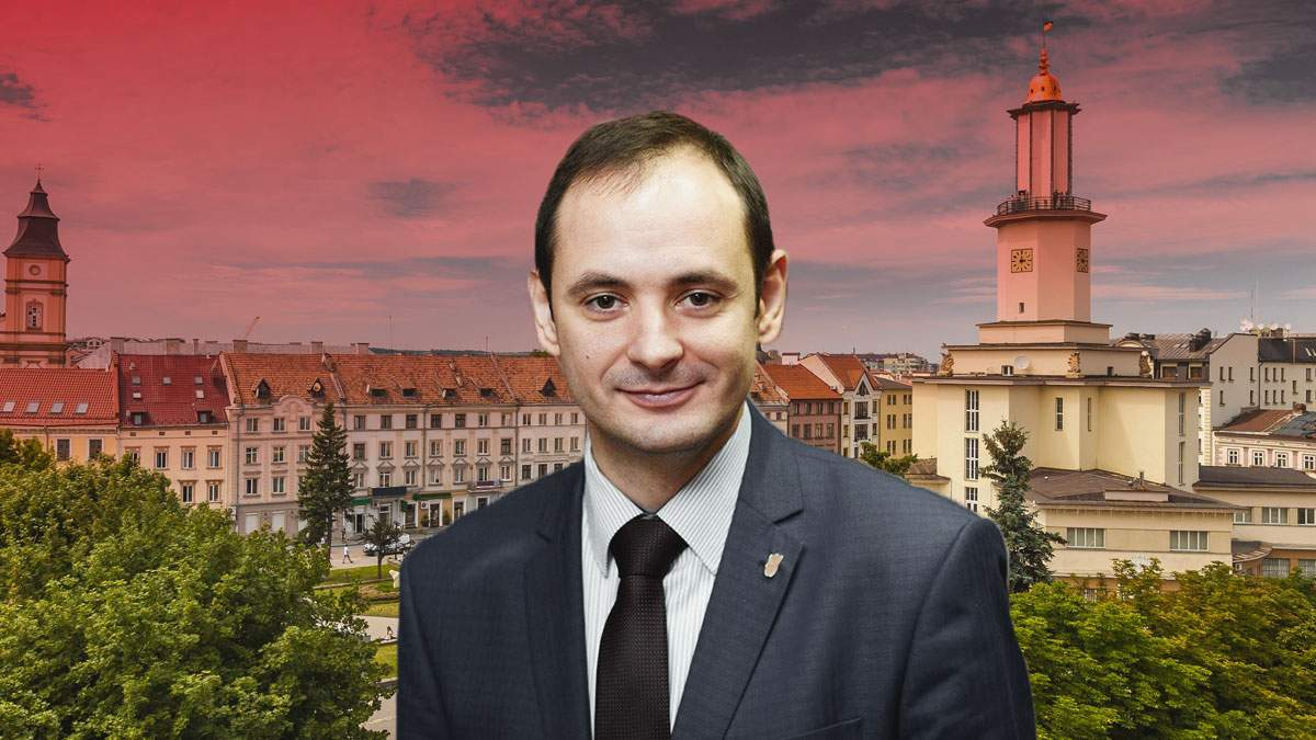Результати виборів 2020 Івано-Франківськ – мер Руслан Марцінків