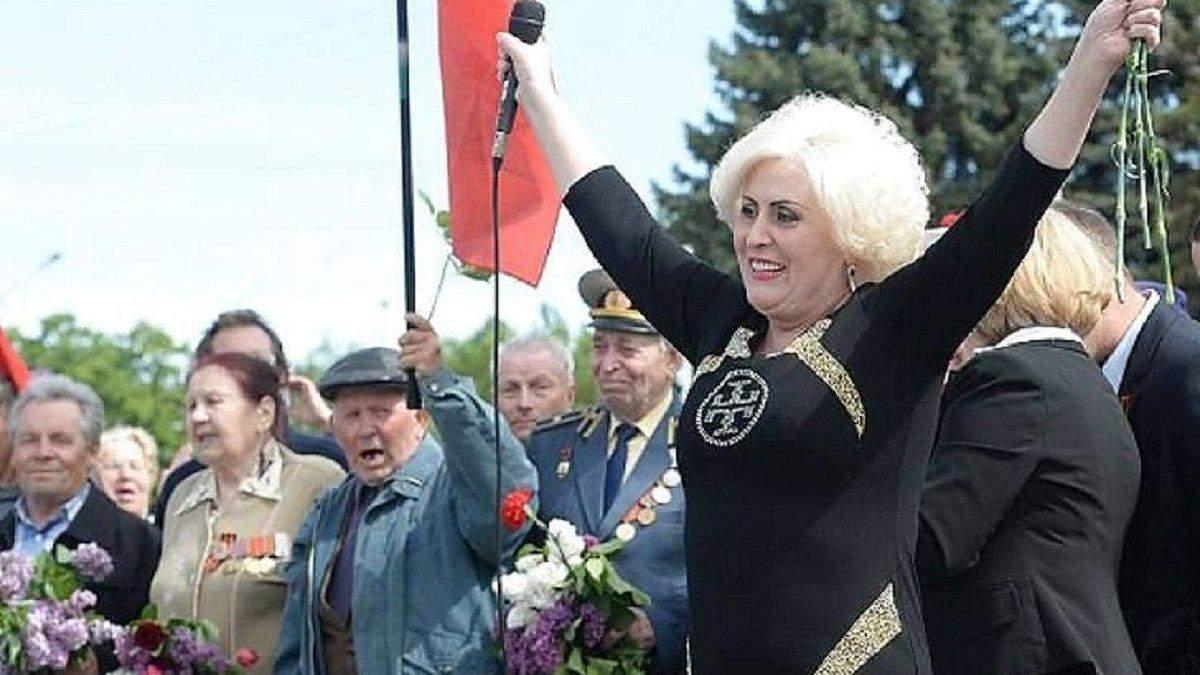 Неля Штепа – депутатка міської ради Слов'янська