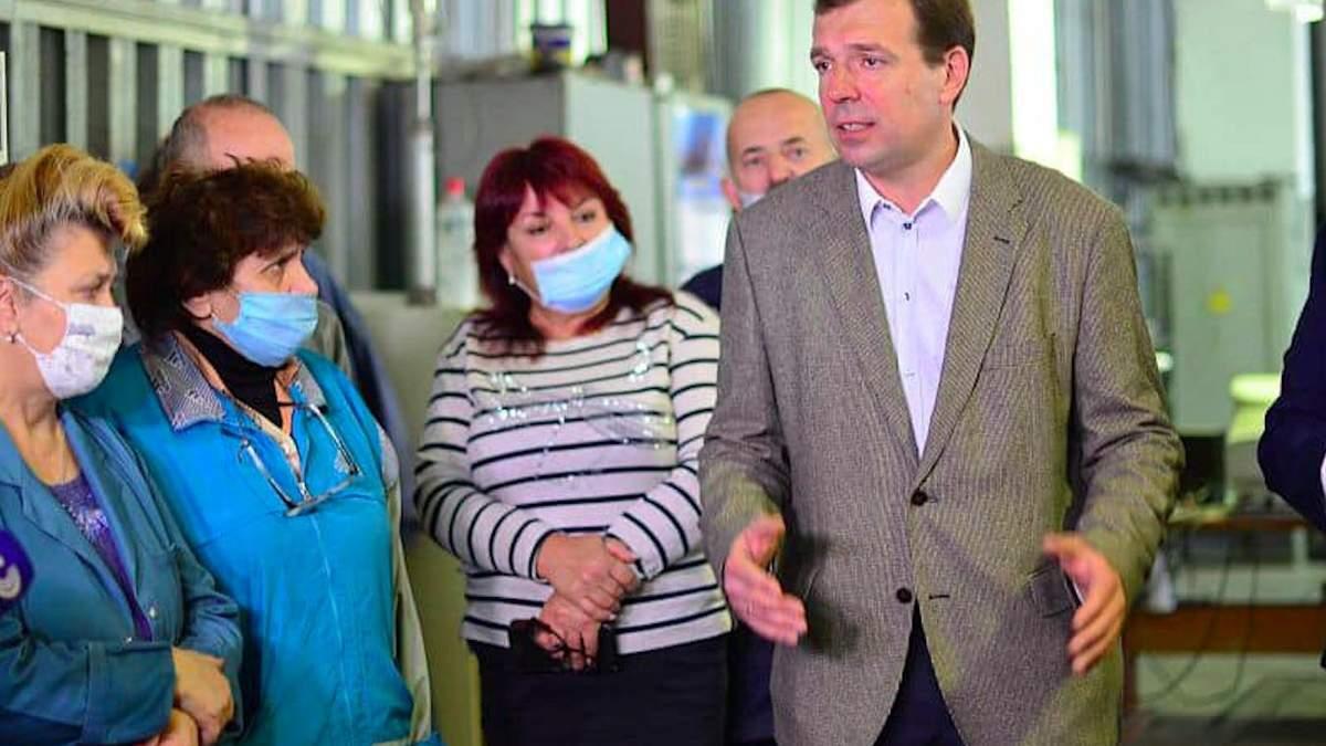 Кто это Николай Скорик – биография кандидата в мэры Одессы 2020, что во 2 туре