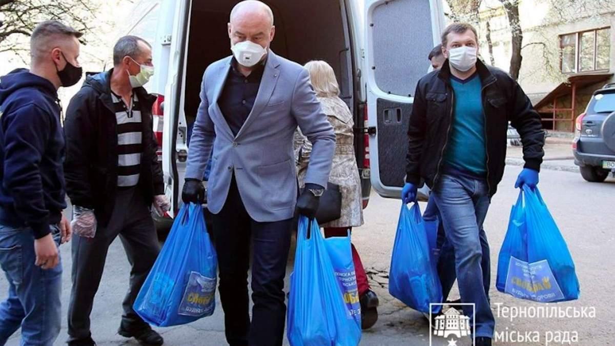 Сергей Надал – биография и карьера мэра Тернополя