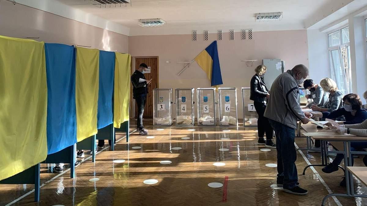 Броварская избирательная комиссия должна повторно провести выборы