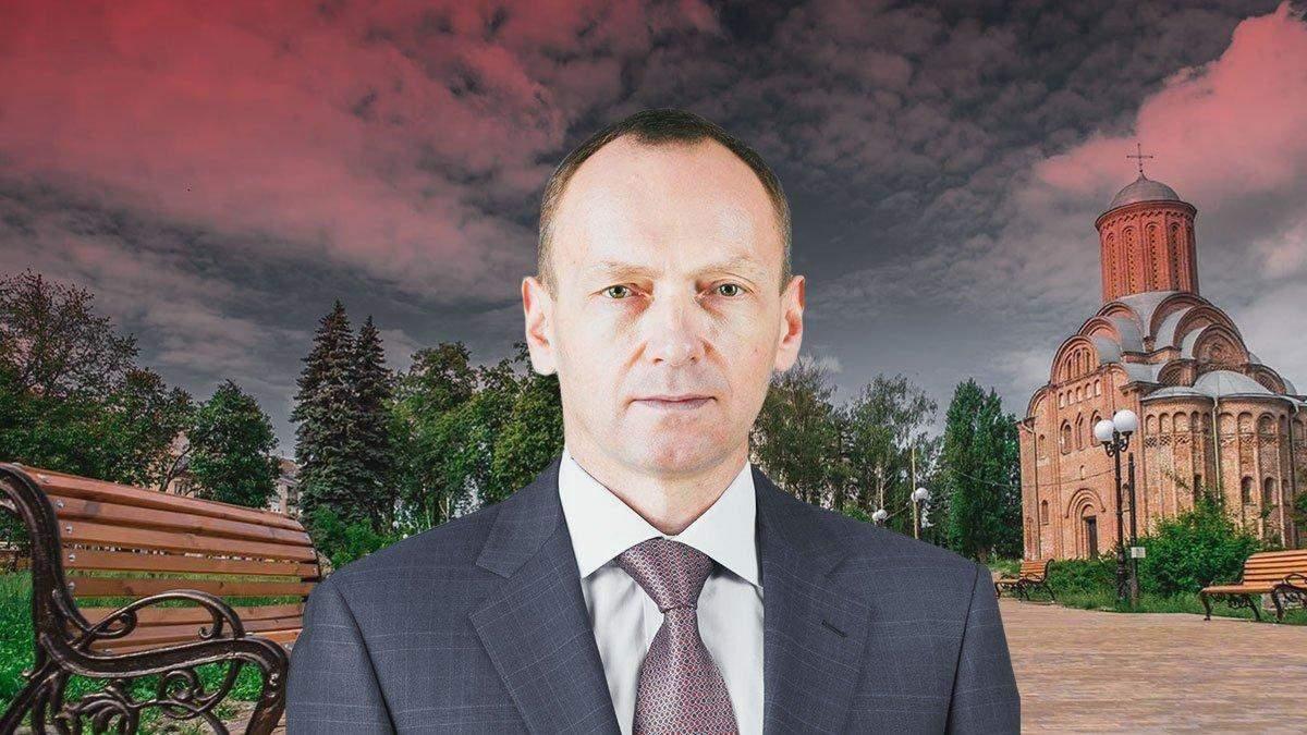 Владислав Атрошенко – біографія мера Чернігова 2020