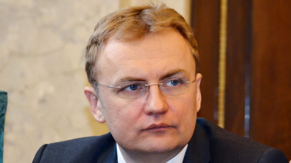 Садовий прокоментував дебати з Синюткою: заявив, що той займався балабольством
