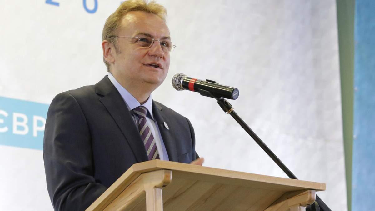 Вибори мера Львова: Андрій Садовий відреагував на екзитполи