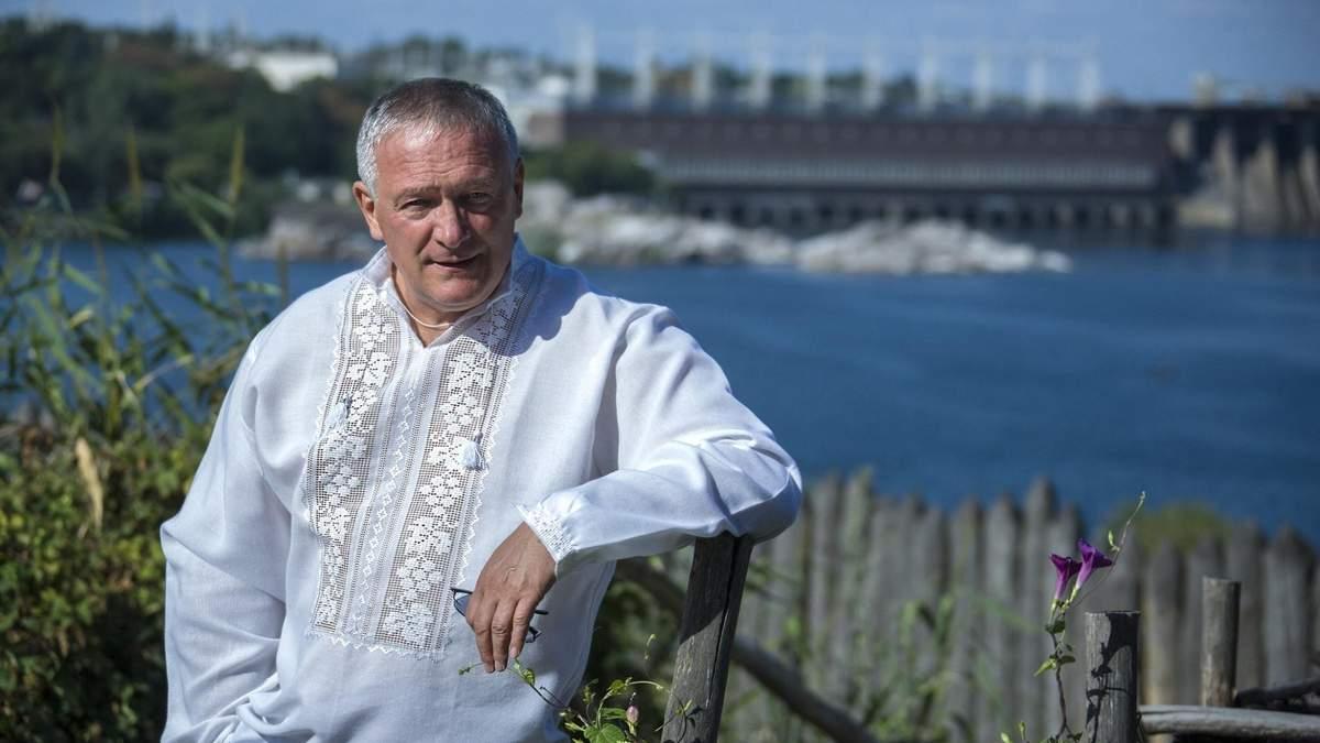 Валерий Баранов – биография нового мэра Бердянска