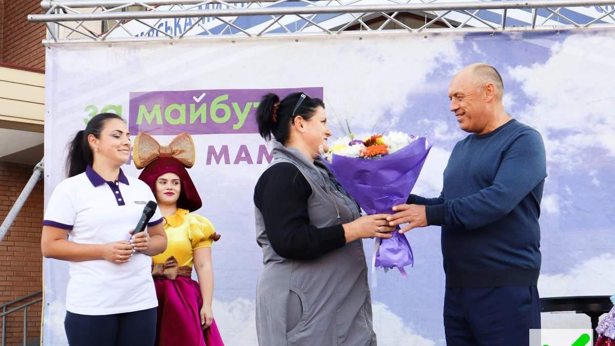 Александр Мамай - мэр Полтавы