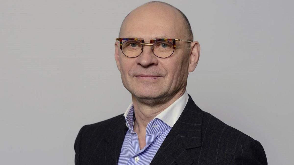 Олександр Скляров - голова Київської облради: що про нього відомо