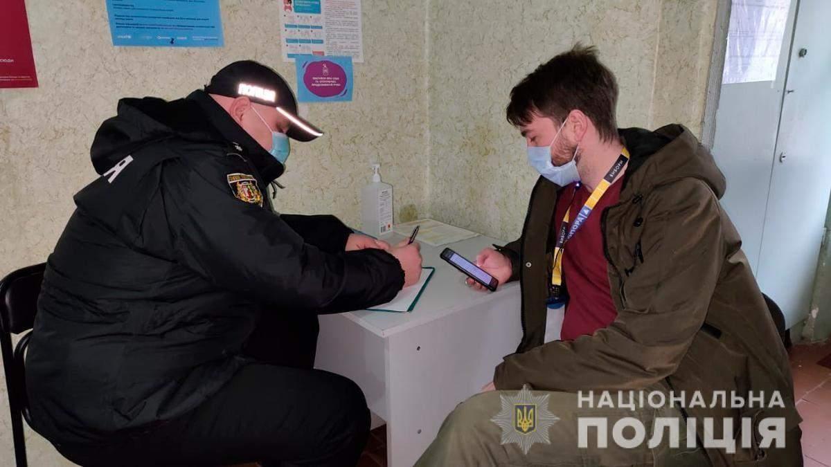 Выборы мэра Черновцов: какие нарушения зафиксировала полиция
